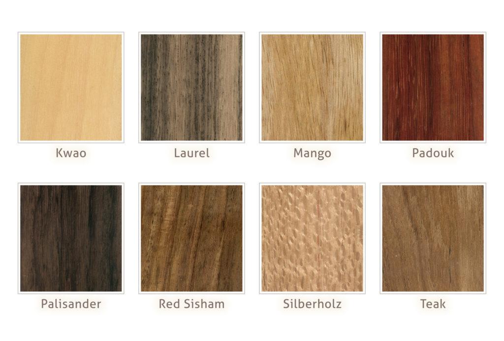 Holzarten asiatisches tropenholz