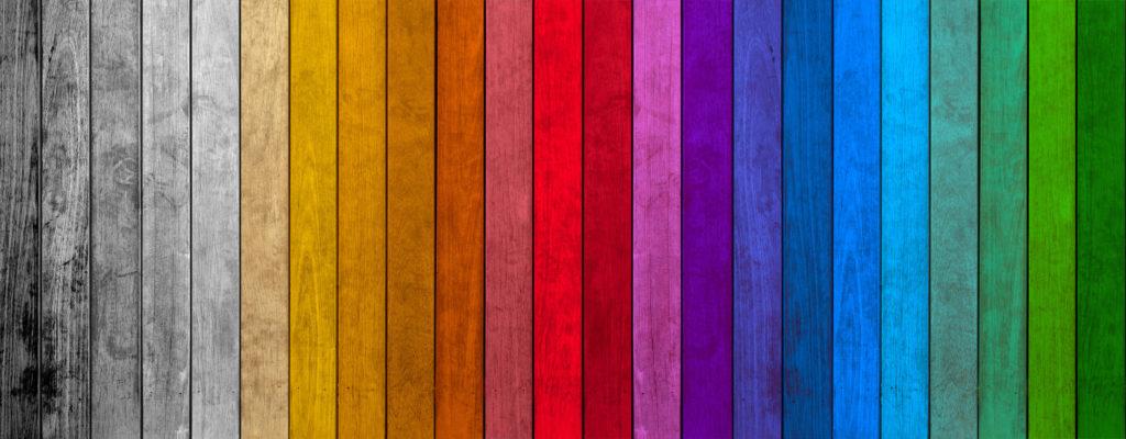 Parkett farbig lackieren