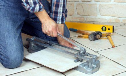 Fliesen schneiden leicht gemacht- Eine Anleitung