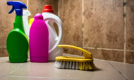 Fliesenfugen reinigen – Hausmittel und Tipps