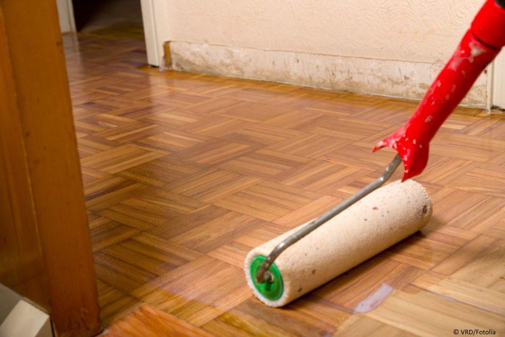 parkett abschleifen eine anleitung theo schrauben blog. Black Bedroom Furniture Sets. Home Design Ideas
