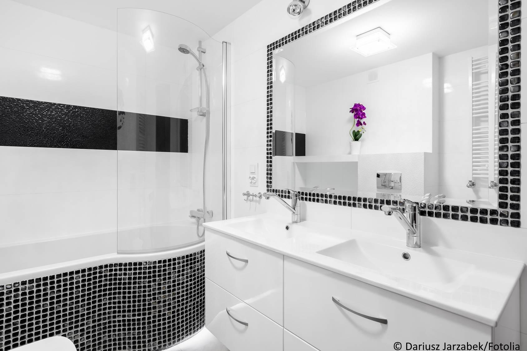 spiegel befestigen mit und ohne bohren theo schrauben blog. Black Bedroom Furniture Sets. Home Design Ideas