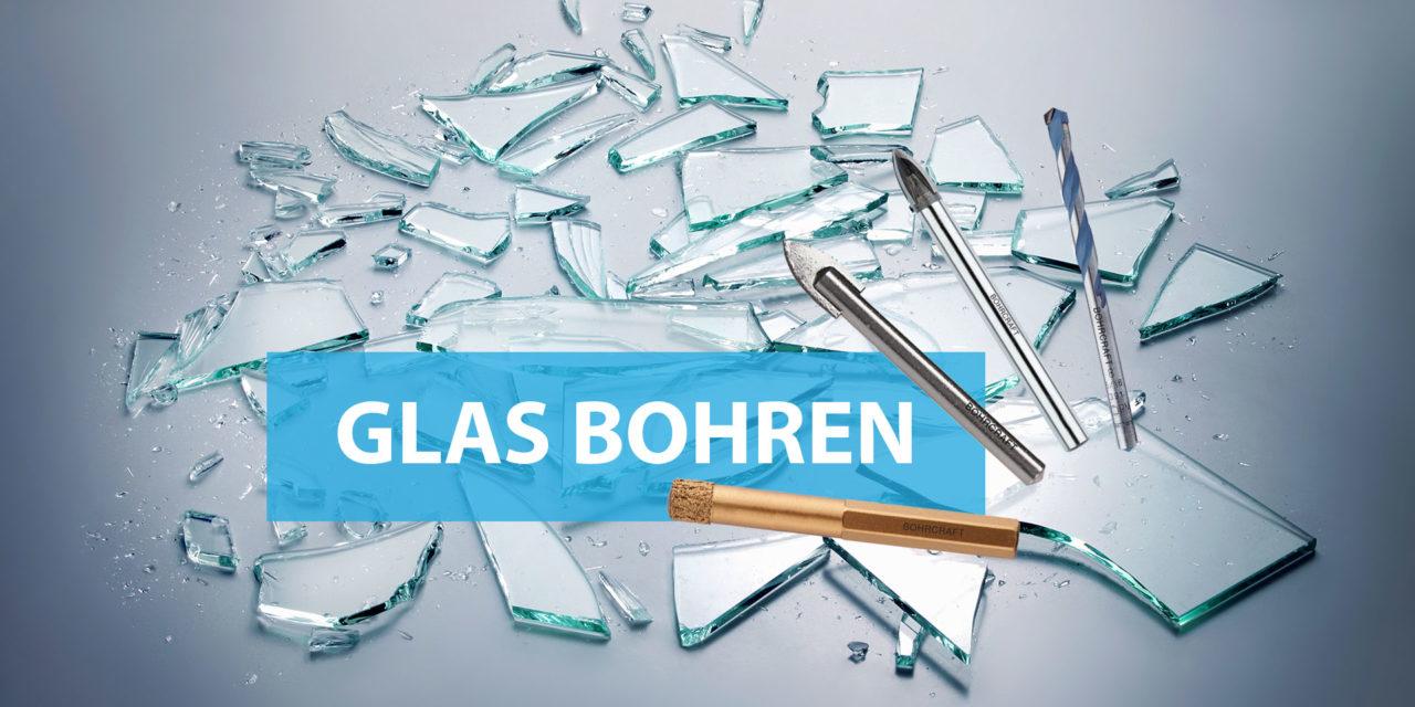 Berühmt Glas bohren - so einfach geht es mit der Anleitung | Theo-Schrauben KS55