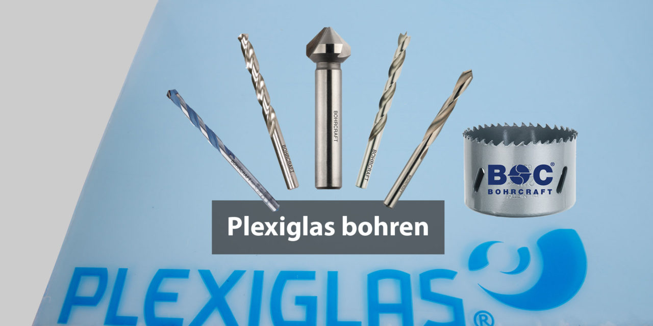 Fabulous Plexiglas bohren - einfach saubere Löcher in Acrylglas OC66
