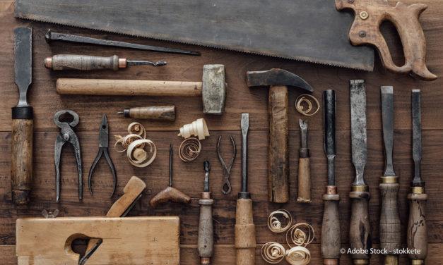 Holzwerkzeuge – Werkzeug zur Holzbearbeitung