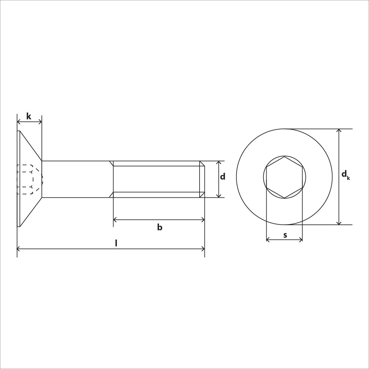 ISO-10642 Skizze