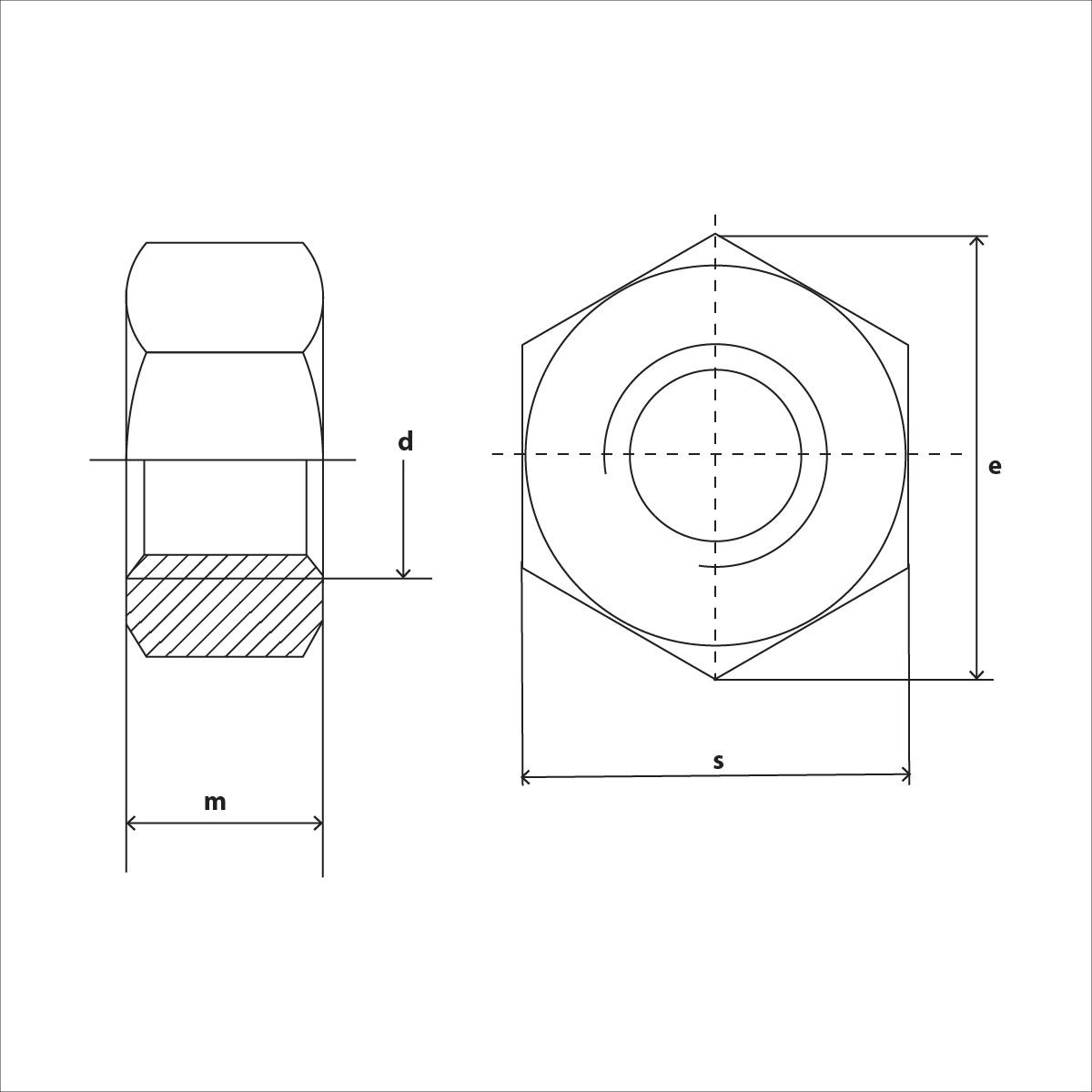 ISO 8673 Skizze