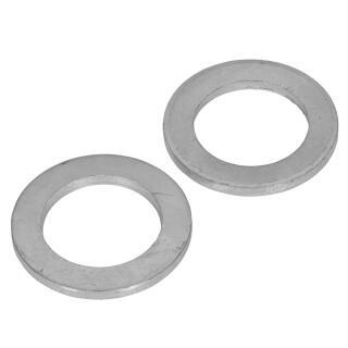 Scheiben DIN 433-1 140 HV Stahl blank