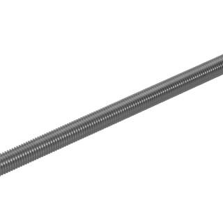 Gewindestangen Gewindebolzen Gewindestab DIN 976-1 Stahl blank Form A 1m